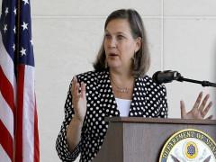 Nga dỡ bỏ trừng phạt đối với Thứ trưởng ngoại giao Mỹ