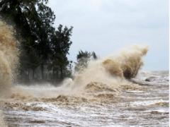 TIN BÃO KHẨN CẤP (cơn bão số 8 - KOMPASU) và các chỉ đạo ứng phó