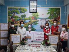 Hỗ trợ thiết bị lọc nước thông minh cho lực lượng tuyến đầu chống dịch bệnh COVID-19 tại thành phố Hồ Chí Minh và Hà Nội