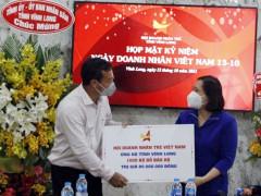 Hội Doanh nhân trẻ Việt Nam ủng hộ đồ bảo hộ, thiết bị y tế cho 7 tỉnh Tây Nam Bộ chống dịch