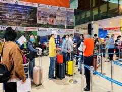 Yên Bái đón gần 500  công dân từ các vùng dịch phía Nam về quê hương an toàn, chu đáo