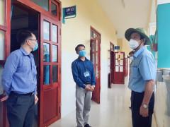 TP. HCM: Đánh giá các tiêu chí phòng chống dịch COVID-19 tại trường học, chuẩn bị sẵn sàng dạy học trực tiếp tại xã đảo Thạnh An