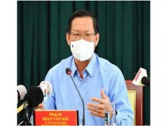 Chủ tịch UBND TPHCM Phan Văn Mãi: TPHCM sẽ thí điểm mở lại dịch vụ ăn uống tại chỗ