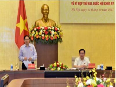 Phối hợp chặt chẽ, thống nhất cao để chuẩn bị tốt nhất Kỳ họp thứ Hai của Quốc hội