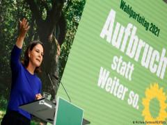 Đức: Đảng Xanh bỏ phiếu ủng hộ chính thức đàm phán chính phủ liên minh với SPD