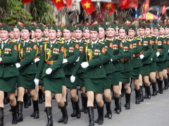 Phát huy vai trò phụ nữ Quân đội tham gia thực hiện thắng lợi nhiệm vụ bảo vệ Tổ quốc trong tình hình mới