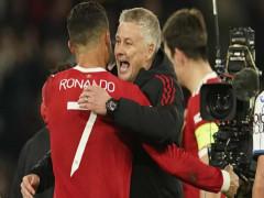 Solskjaer ca ngợi thái độ thi đấu của Ronaldo