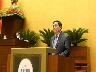 Chính phủ đặt mục tiêu GDP năm 2022 tăng 6-6,5%