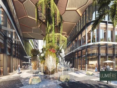 LUMIÈRE riverside – Câu chuyện về sự ra đời của kiến trúc Leafscape độc đáo