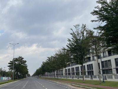 Huyện Nhơn Trạch đón