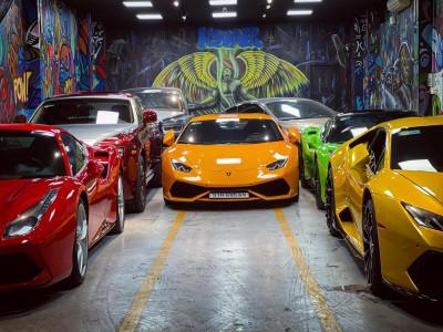 Video: Siêu xe Lamborghini Huracan LP610-4 đổi biển mới với cặp số 69