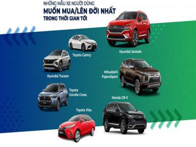 Thị trường ô tô 2020: Người Việt ngày càng thích mua xe