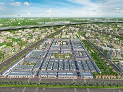 Đất nền xung quanh sân bay Long Thành tăng giá gấp đôi