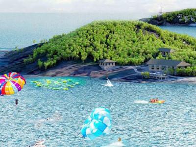 Bình Định duyệt quy hoạch Khu du lịch Hòn Đất 37 ha