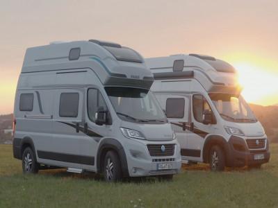 Boxstar XL - Mẫu xe van cắm trại tiện nghi đẳng cấp của người Đức, giá khởi điểm 1,6 tỷ đồng