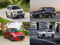 IIHS vinh danh 90 mẫu xe đạt giải thưởng an toàn Top Safety Pick 2021, Hyundai và Volvo thắng lớn