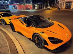 """Siêu xe """"đường đua"""" McLaren 765LT xuất hiện trên đường phố quận Gò Vấp"""