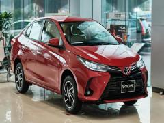 Chi tiết Toyota Vios G CVT 2021, tăng giá 11 triệu đồng liệu có đáng tiền?