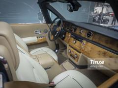 Video: Thử nghiệm đóng mở mui của Rolls-Royce Phantom Drophead Coupe hàng hiếm tại Việt Nam