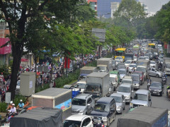 Đẩy nhanh tiến độ làm đường 4.800 tỷ đồng ở cửa ngõ Tân Sơn Nhất