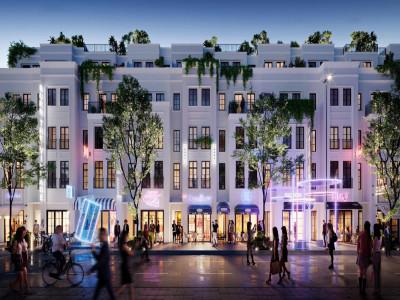 KITA Group chuẩn bị khai trương khu nhà mẫu đại đô thị Stella Mega City