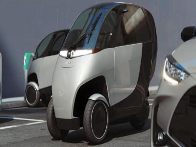 Nimbus Halo - Mẫu xe điện 3 bánh an toàn, tiện lợi với cái giá mềm phù hợp đại chúng