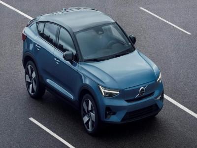 Làm quen với Volvo C40 Recharge 2021 - tân binh của dòng SUV lai Coupe