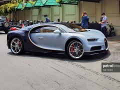Bugatti Chiron thứ 3 dạo phố Campuchia, giá có thể hơn 85 tỷ đồng