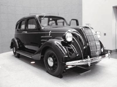 Lịch sử Toyota: Hai cha con dựng cơ đồ từ nhà máy dệt tới hãng xe lớn nhất thế giới