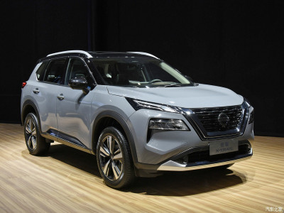 Nissan X-Trail 2021 ra mắt châu Á với động cơ tăng áp và màn hình lớn hơn xe ở Mỹ