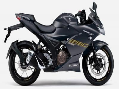 Sport bike thành thị Suzuki Gixxer SF 250 2021 chính thức có giá bán cực kỳ hợp lý