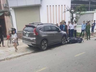 Video: Nữ tài xế lái ô tô Honda CR-V lao sang làn đường ngược chiều, tông tử vong 2 mẹ con đi xe máy tại Phú Thọ