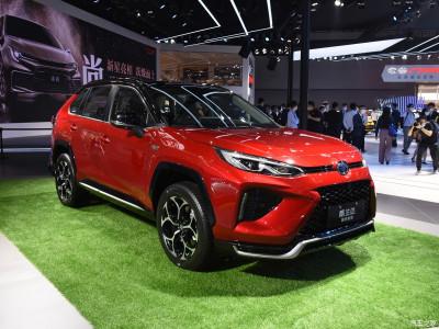 Toyota Wildlander 2021 phiên bản tiêu thụ 1,1 lít xăng/100 km chính thức trình làng, đe dọa Honda CR-V