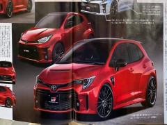 Xem trước thiết kế của Toyota GR Corolla 2022 - xe hiệu suất cao dùng động cơ mạnh hơn 300 mã lực