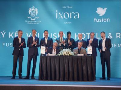 Ixora Ho Tram by Fusion: 100% condotel được đặt cọc trước ngày ra mắt chính thức