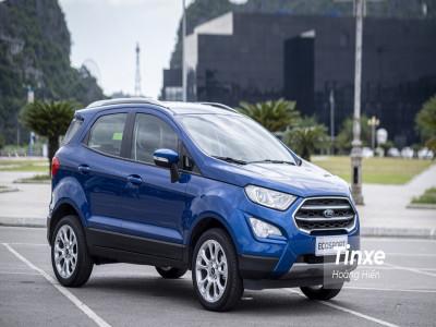 """Nhắm kiếm chủ cho loạt Ford EcoSport đang """"cô đơn"""", đại lý tung ưu đãi giảm giá """"sập sàn"""""""