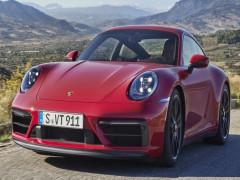 Porsche 911 GTS 2022 có thể giảm 25kg nhờ gói trang bị Lightweight Design