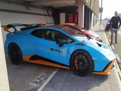 Lamborghini Huracan STO tiếp tục lọt vào