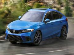 Honda Civic 2022 Hatchback chính thức trình làng