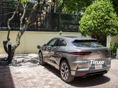 Những điểm nổi bật trên chiếc Jaguar i-Pace của ngài Đại sứ Anh tại Việt Nam