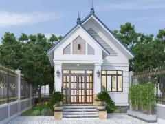 Thiết kế nhà cấp 4 mái Thái như thế nào chỉ với 400 triệu đồng?