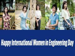 """Lắng nghe câu chuyện của những """"nữ tướng"""" ngành kỹ thuật tại Việt Nam"""