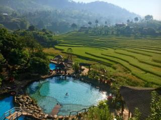 Lập quy hoạch KĐT nghỉ dưỡng khoáng nóng gần 100 ha ở Thanh Hóa