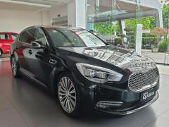 Chật vật doanh số, Kia Quoris - mẫu xe sang xứ Hàn mất giá hơn nửa tỷ đồng, thậm chí