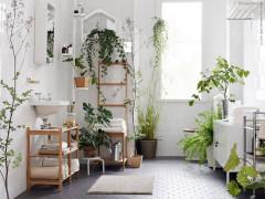 Thiết kế phòng tắm Bohemian tạo cảm giác thư giãn tối đa