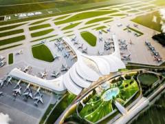 Tháng 10/2021 sẽ san nền xây dựng sân bay Long Thành