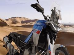 Hé lộ thiết kế hoàn toàn thuyết phục của mẫu xe Adventure tầm trung Aprilia Tuareg 660