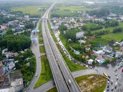 Hơn 24.000 tỷ đồng xây cao tốc TP.HCM - Bình Phước
