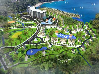 Bình Định có thêm khu du lịch nghỉ dưỡng hơn 28 ha
