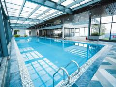 Hé lộ công nghệ khử khuẩn bằng ion bạc của bể bơi 4 mùa tại tòa tháp cao nhất Bắc Giang